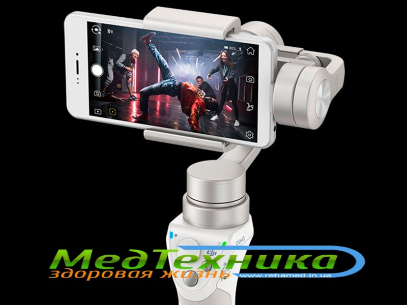 Стабилизатор Osmo Mobile (silver)