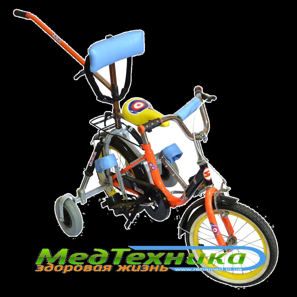 Велосипеды для детей с дцп фото