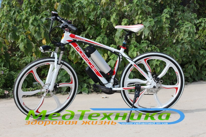 Электровелосипед PORSCHE ELECTROBIKE RD