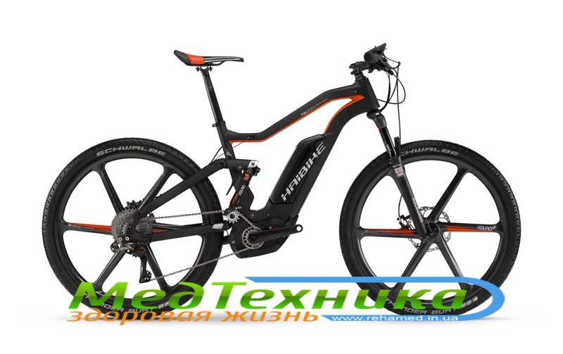 Электровелосипед Haibike XDURO FullSeven Carbon ULT 27.5 500Wh
