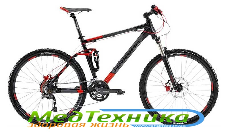 Велосипед Haibike Attack FS 26
