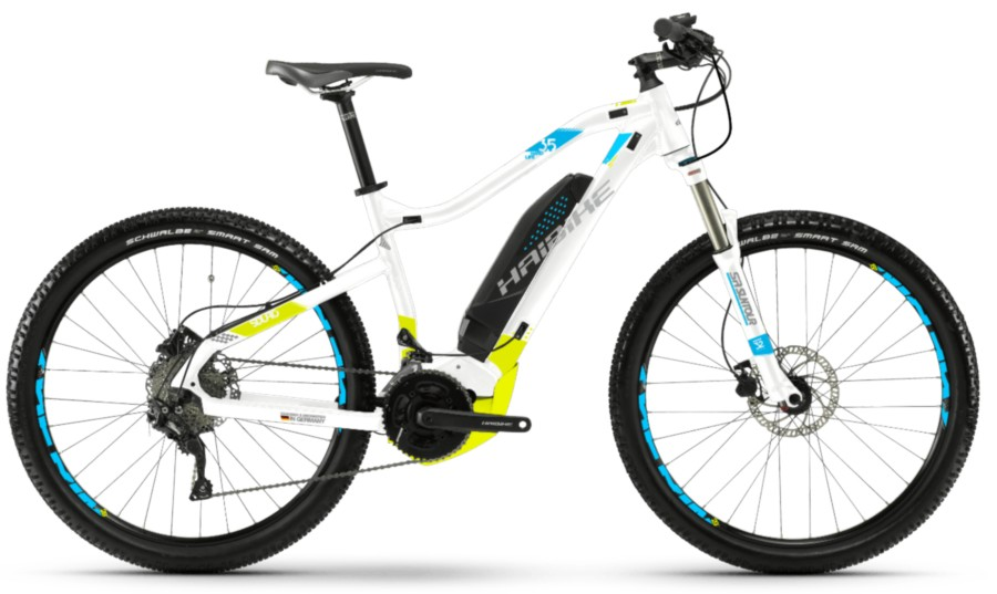 Электровелосипед Haibike SDURO HARDLIFE 3.5 LADIES (2018)