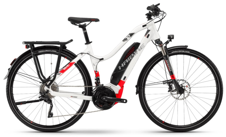 Электровелосипед Haibike SDURO TREKKING 6.0 LOW-STEP (2018)