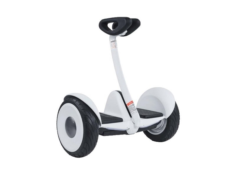 Гироскутер Ninebot by Segway S White