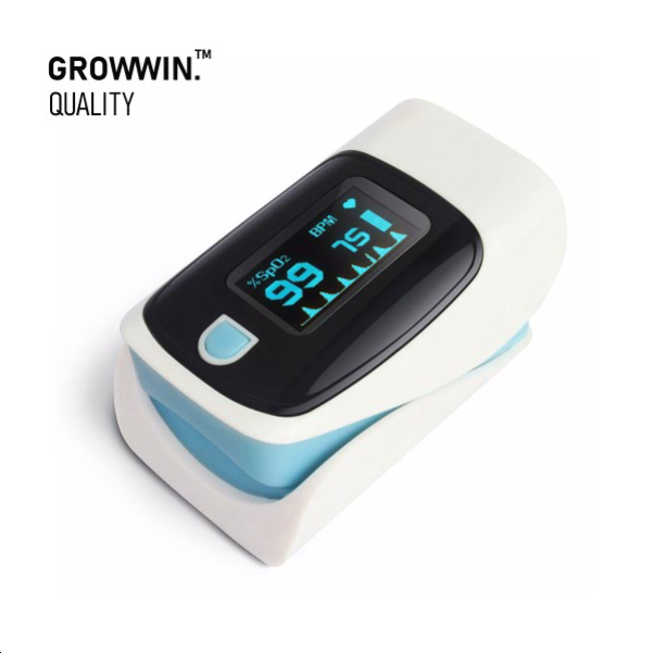 Пульсоксиметр GrowWin Pulse Oximeter (OXI-1418)